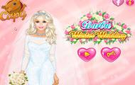 Barbie winter bruiloft
