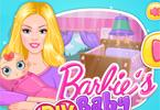 Barbies baby DIY Nursery