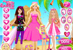 las hermanas de barbie