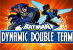 equipo de doble Batman