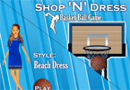 Basket Ball Game - Style Beach Dress