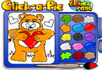 Bear Click Color
