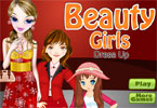 Beauty Girls Dress Up