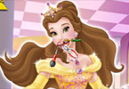Princess Belle Dentist Visit
