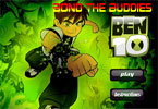 Ben 10 binding van de buddies