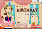 compleanno room decor