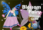 Blossom Fairy Dress Up Game