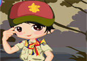 Boy Scout Dress Up