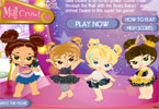 Bratz Dress Up Games - 1