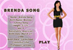 Brenda Song Dress up Game