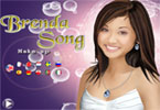 Brenda Song Makeup 1