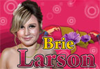 Brie Larson make over