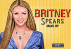 Britney Spears opmaken
