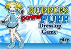 Bubbles Powerpuff Dress-Up Game