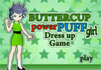 Buttercup Powerpuff Girl Dress Up Game