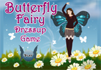 Butterfly Fairy Dress Up Game