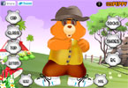 Care Bear Dressup