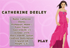 Catherine Deeley Dress up Game