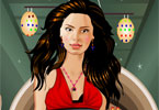Catrinel Menghia Celebrity Dressup