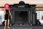 Chanel Dress Up Game