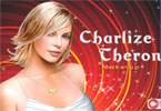 maquillaje de Charlize Theron