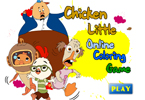 Chicken Little Online Coloring Game
