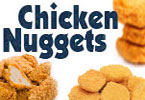 nuggets de frango