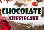choklad cheesecake