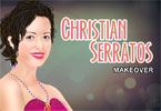 Christian Serratos trucco