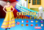 Christina Aguilera Dress Up Game