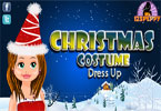 Kerst kostuum dress up
