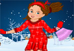 Kerstmis Cutie dress up