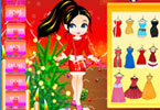 kerst mode dress up