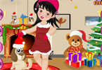 Christmas Sweety Dress Up