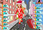 kerst reizen dress up