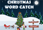 Christmas Word Catch