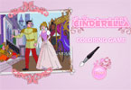 Cinderella Coloring Game