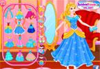Cinderella\'s princess makeover
