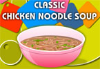 Classic Chicken Noodle Soup