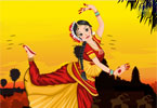 Classical Dancer Dress Up