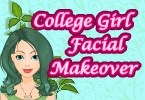 college flicka makeover