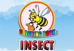 Coloring Book Insect
