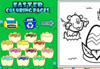 Coloring Easter