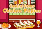 Koken frenzy chicken kip fajitas