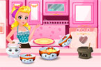 Cooking Lesson Cake Maker