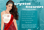 Crystal Stewart - Mejuffrouw VS 2008