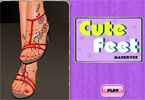 Cute Feet Makeover