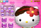 söt hello kitty späd