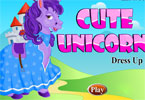 Cute Unicorn Dress Up