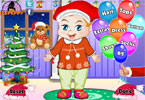 Cute X-mas Toddler Dressup